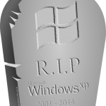 Electroville says goodbye to Windows XP