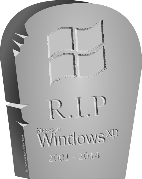 The end of Windows XP – Are you ready?